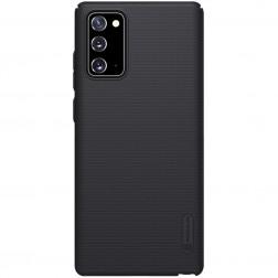 """Nillkin"" Frosted Shield dėklas - juodas (Galaxy Note 20)"
