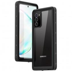 """Redpepper"" Waterproof sustiprintos apsaugos dėklas - juodas (Galaxy Note 20)"