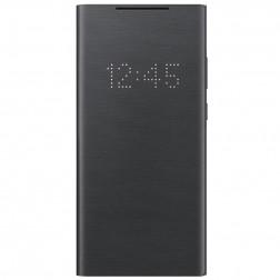 """""""Samsung"""" Smart Led View Cover atverčiamas dėklas - juodas (Galaxy Note 20)"""