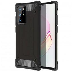 Sustiprintos apsaugos dėklas - juodas (Galaxy Note 20 Ultra)