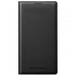 """""""Samsung"""" Flip Cover atverčiamas dėklas - juodas (Galaxy Note 3)"""