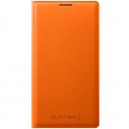 """""""Samsung"""" Flip Wallet atverčiamas dėklas - oranžinis (Galaxy Note 3)"""
