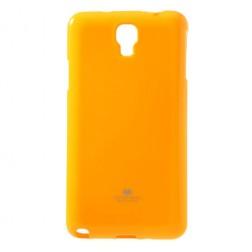 """""""Mercury"""" dėklas - geltonas (Galaxy Note 3 Neo)"""
