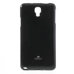 """""""Mercury"""" dėklas - juodas (Galaxy Note 3 Neo)"""