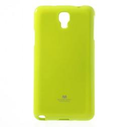 """""""Mercury"""" dėklas - žalias (Galaxy Note 3 Neo)"""