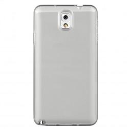 Ploniausias TPU skaidrus dėklas - pilkas (Galaxy Note 3)