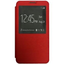 """""""Barter"""" atverčiamas dėklas - raudonas (Galaxy Note 3)"""