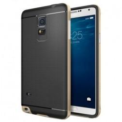 Sustiprintos apsaugos dėklas - juodas (Galaxy Note 4)