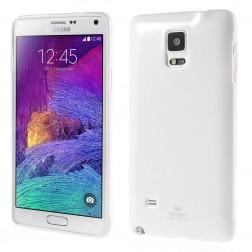 """""""Mercury"""" dėklas - baltas (Galaxy Note 4)"""