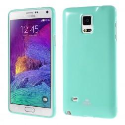 """""""Mercury"""" dėklas - mėtinis (Galaxy Note 4)"""