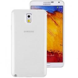 Ploniausias TPU dėklas - skaidrus (Galaxy Note 4)