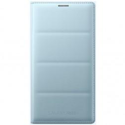 """""""Samsung"""" Flip Wallet atverčiamas dėklas - šviesiai mėlynas (Galaxy Note 4)"""