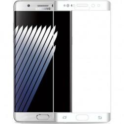 """""""Amorus"""" Tempered Glass apsauginis ekrano stiklas 0.22 mm - baltas (Galaxy Note 7)"""
