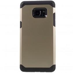 Sustiprintos apsaugos dėklas - auksinis (Galaxy Note 7)