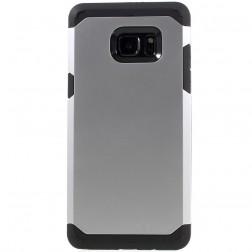 Sustiprintos apsaugos dėklas - sidabrinis (Galaxy Note 7)
