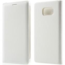 """""""Smart Wallet"""" atverčiamas dėklas - baltas (Galaxy Note 7)"""
