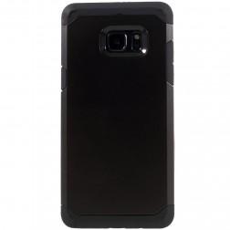 Sustiprintos apsaugos dėklas - juodas (Galaxy Note 7)