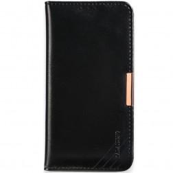 """""""Kalaideng"""" Royale atverčiamas dėklas - juodas (Galaxy Note 7)"""