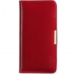 """""""Kalaideng"""" Royale atverčiamas dėklas - raudonas (Galaxy Note 7)"""
