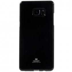 """""""Mercury"""" dėklas - juodas (Galaxy Note 7)"""