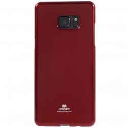 """""""Mercury"""" dėklas - raudonas (Galaxy Note 7)"""