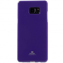 """""""Mercury"""" dėklas - violetinis (Galaxy Note 7)"""