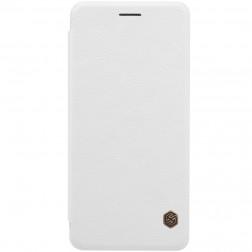 """""""Nillkin"""" Qin atverčiamas dėklas - baltas (Galaxy Note 7)"""