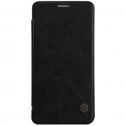 """""""Nillkin"""" Qin atverčiamas dėklas - juodas (Galaxy Note 7)"""