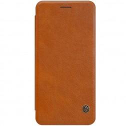 """""""Nillkin"""" Qin atverčiamas dėklas - rudas (Galaxy Note 7)"""