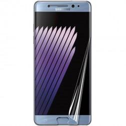 """""""ISME"""" apsauginė ekrano plėvelė (pilnai dengianti) - skaidri (Galaxy Note 7)"""