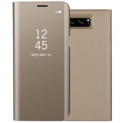 Plastikinis atverčiamas dėklas - auksinis (Galaxy Note 8)