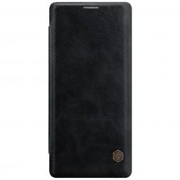 """""""Nillkin"""" Qin atverčiamas dėklas - juodas (Galaxy Note 8)"""