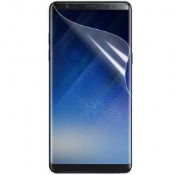 """""""ISME"""" apsauginė ekrano plėvelė (pilnai dengianti) - skaidri (Galaxy Note 8)"""