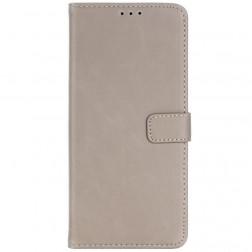 """""""Retro"""" atverčiamas dėklas - smėlio spalvos (Galaxy Note 8)"""