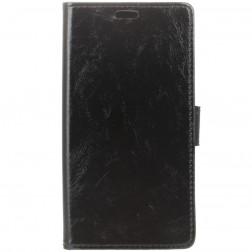 Atverčiamas dėklas - juodas (Galaxy Note 9)