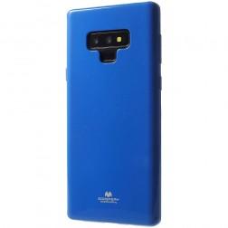 """""""Mercury"""" dėklas - tamsiai mėlynas (Galaxy Note 9)"""
