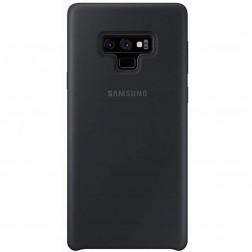 """""""Samsung"""" Silicone Cover dėklas - juodas (Galaxy Note 9)"""
