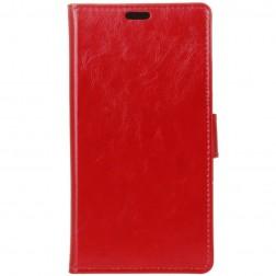 Atverčiamas dėklas - raudonas (Galaxy Note 9)