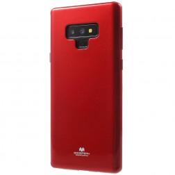 """""""Mercury"""" dėklas - raudonas (Galaxy Note 9)"""