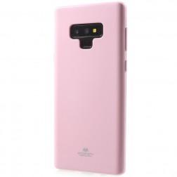 """""""Mercury"""" dėklas - šviesiai rožinis (Galaxy Note 9)"""