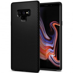 """Spigen"" Liquid Air dėklas - juodas (Galaxy Note 9)"