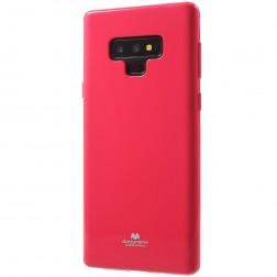 """""""Mercury"""" dėklas - tamsiai rožinis (Galaxy Note 9)"""