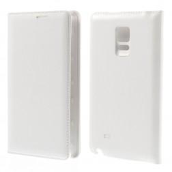 """""""Smart Wallet"""" atverčiamas dėklas - baltas (Galaxy Note Edge)"""