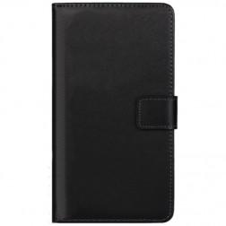 Atverčiamas dėklas - juodas (Galaxy Note Edge)