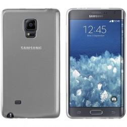 Ploniausias TPU dėklas - skaidrus (Galaxy Note Edge)