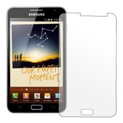 """""""ISME"""" apsauginė ekrano plėvelė - skaidri (Galaxy Note)"""