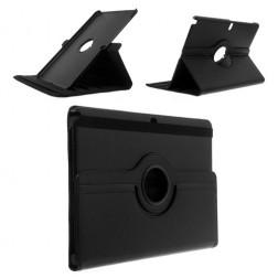 Atverčiamas dėklas (360°) - juodas (Galaxy Note Pro 12.2)