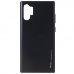 """""""Mercury"""" dėklas - juodas (Galaxy Note 10+)"""