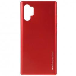 """""""Mercury"""" dėklas - raudonas (Galaxy Note 10+)"""