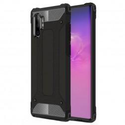 Sustiprintos apsaugos dėklas - juodas (Galaxy Note 10+)